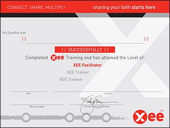 xee-facilitator certificate
